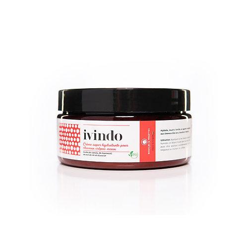 IVINDO - Beurre-crème hydratant assouplissant