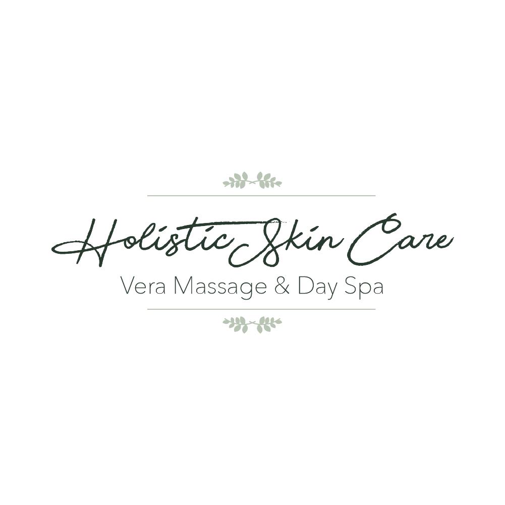 Holistic skin care logo
