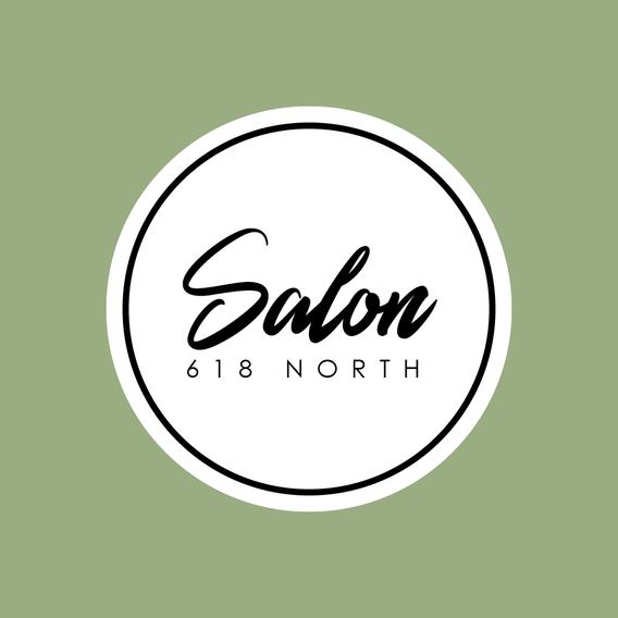 Salon 618 logo