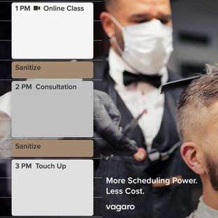 Flexible schedule ad