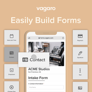 Easily build forms