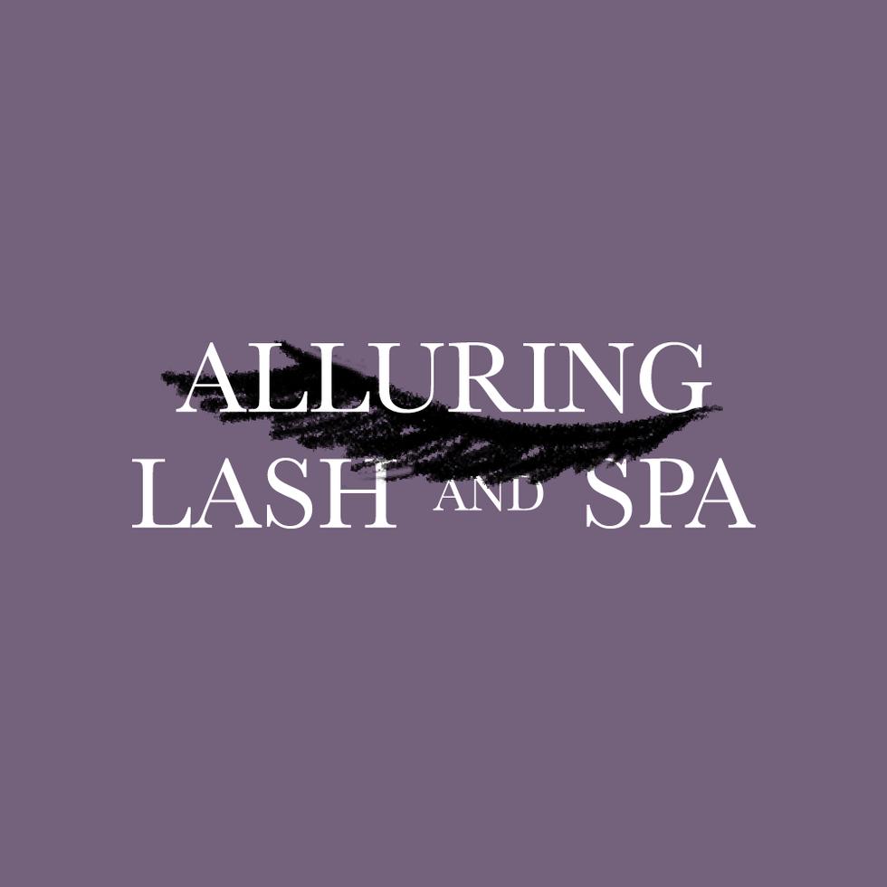 Alluring Lash and Spa logo