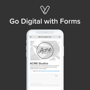 Go digital with forms