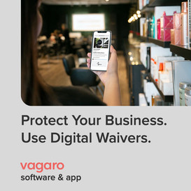 Digital forms & waivers ad