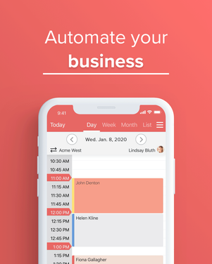 Automate your business ad