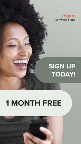 Try Vagaro 1 month free