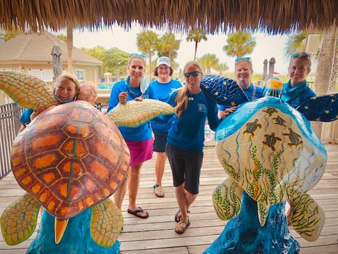 Sea Turtle Art Hilton Head
