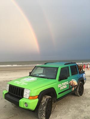 Sea Turtle Patrol Rainbow