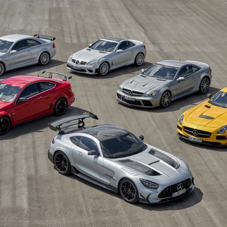 Black Series. La cumbre del rendimiento AMG