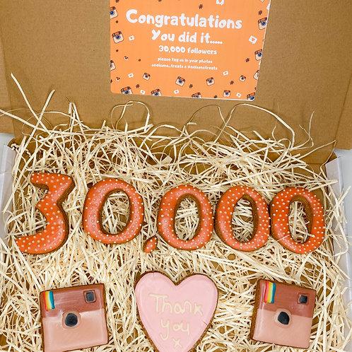 Milestone boxes