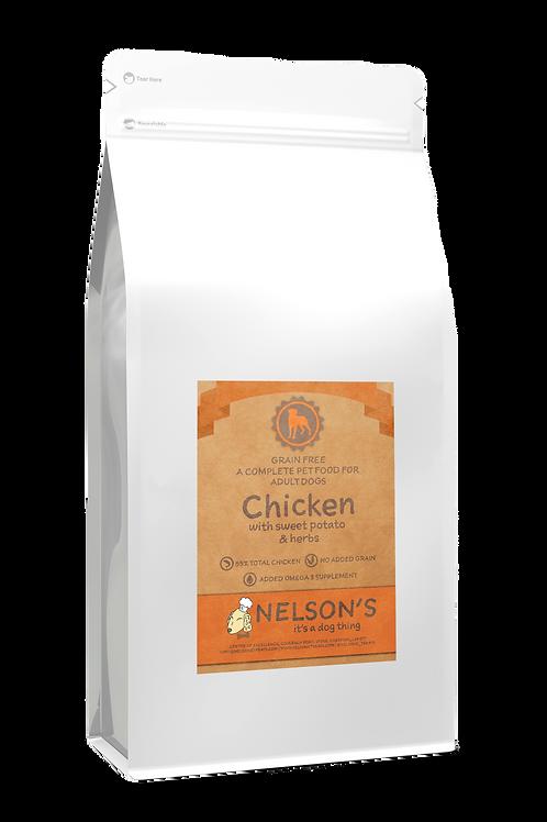 Nelson's Chicken-Licken Dog Food
