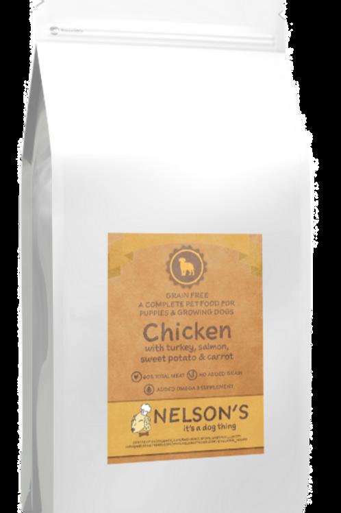 Nelson's Chicken-Licken Puppy Dog Food
