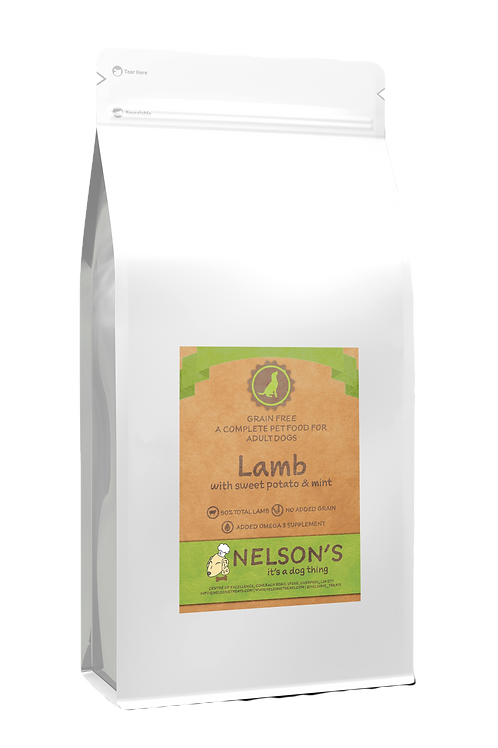 Sample Bag Nelson's Lavish Lamb Adult