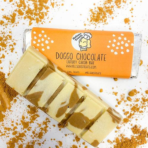 Doggo Chocolate Bar