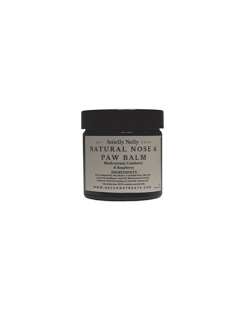 Nosey Nelly Natural Nose & Paw Balm