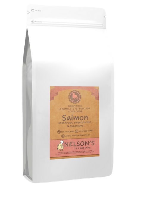 Nelson's Seriously Salmon