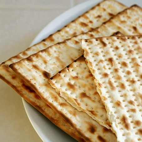 Passover is Tomorrow!