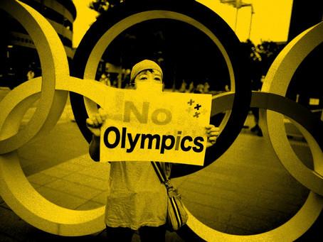 Η προβληματική διοργάνωση των Ολυμπιακών Αγώνων του Τόκυο 2021
