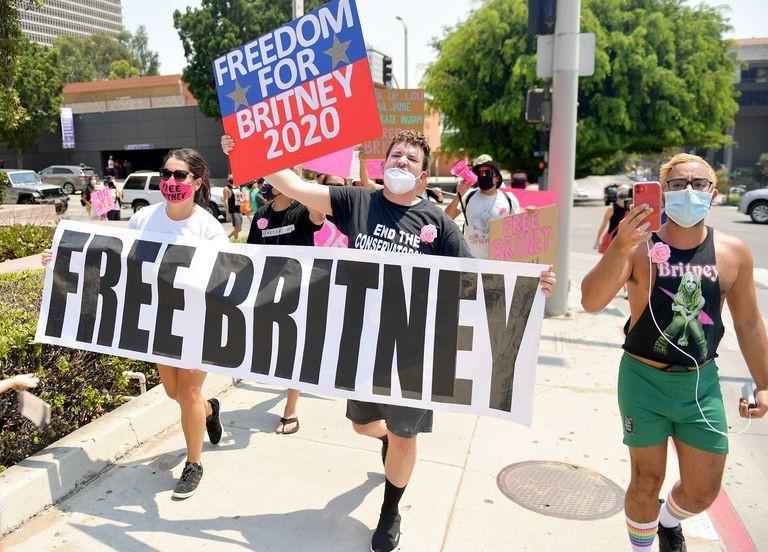 κίνημα free britney