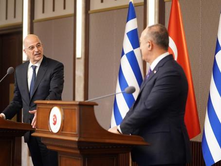 Συνάντηση Δένδια-Τσαβούσογλου : Η αφορμή για μια πιο αναθεωρητική Τουρκία;
