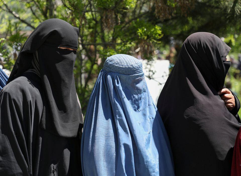 γυναίκες και ταλιμπάν