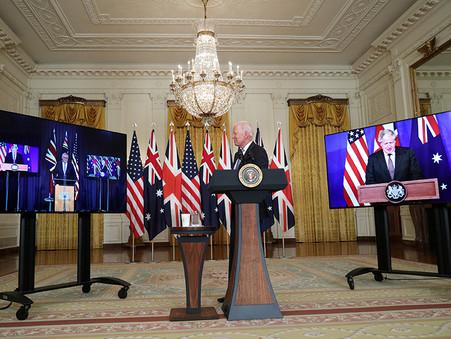 AUKUS: Γεωπολιτικό Σκάκι από τις Η.Π.Α