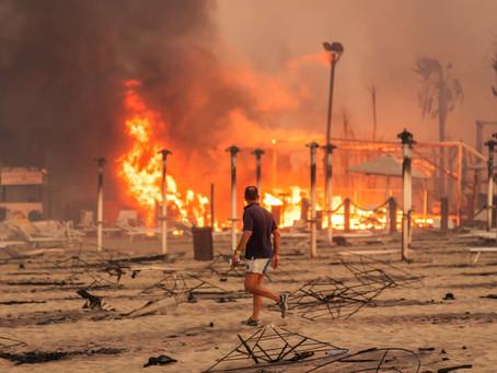 Αυτές είναι οι καταστροφικές πυρκαγιές σε όλο τον πλανήτη