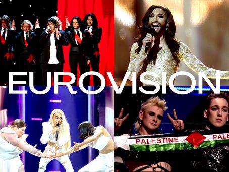 Γιατί η Eurovision είναι πολλά περισσότερα από έναν μουσικό διαγωνισμό;