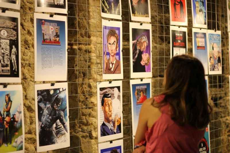 chaniartoon animation and comics festival