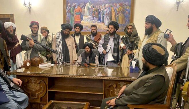 εικόνα με ταλιμπάν