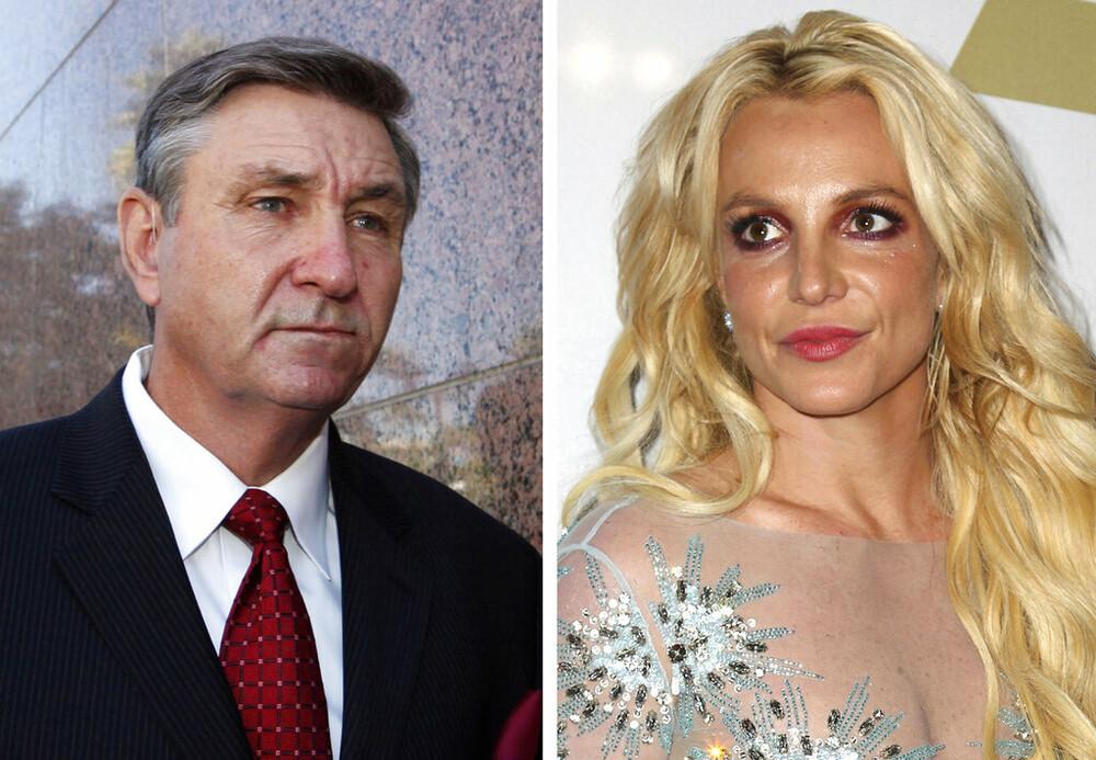 Britney Spears και ο πατέρας της