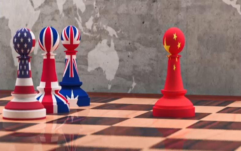 συμμαχία ηπα-αγγλίας-αυστραλίας