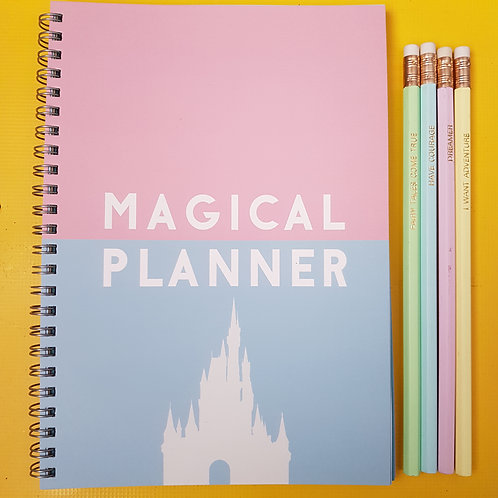 Seconds Magical Planner