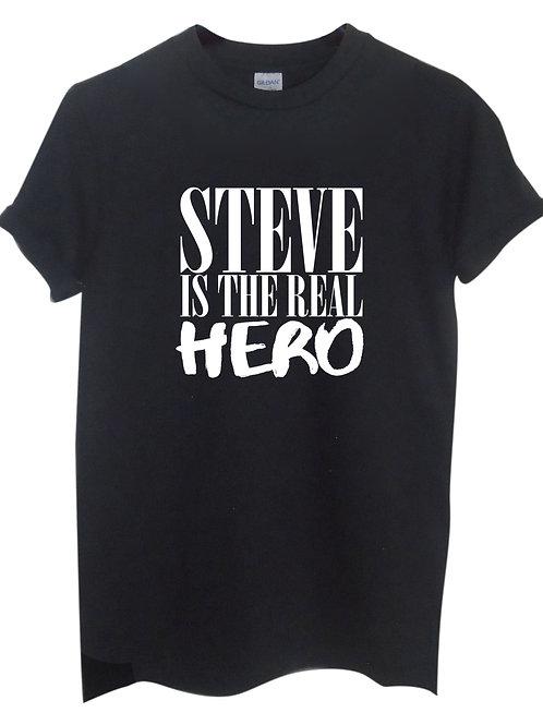 Steve Is The Real Hero
