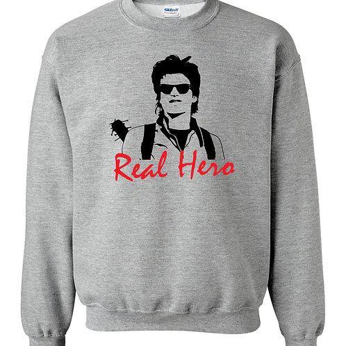 Real Hero Sweater