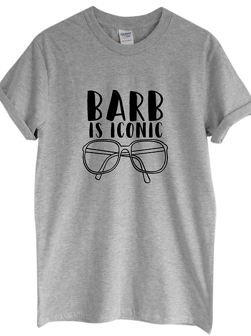 Barb Is Iconic