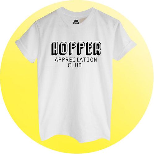 Hopper Appreciation Club
