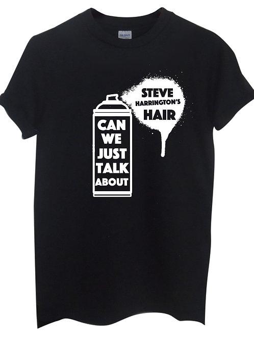 Steve Harrington's Hair