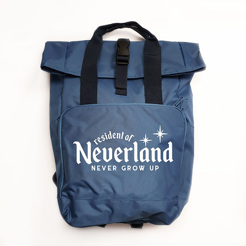Never Grow Up Backpack