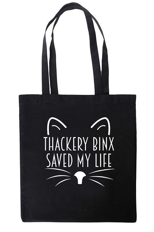 Thackery Binx Saved My Life Tote