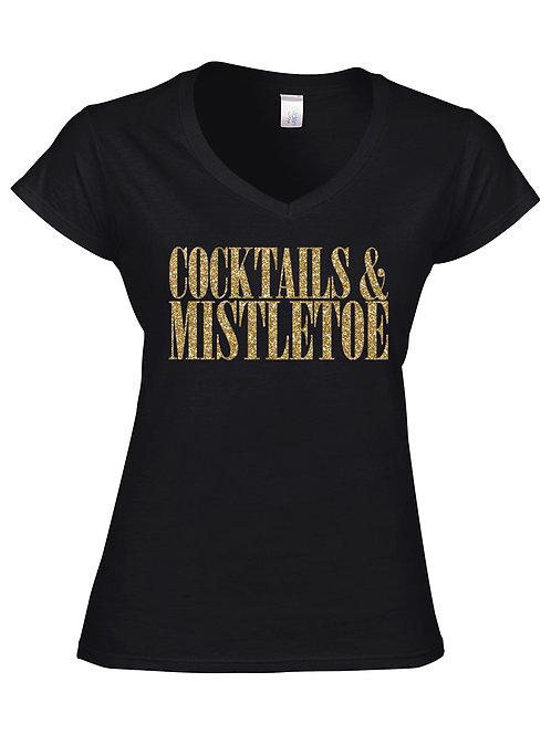 Cocktails & Mistletoe