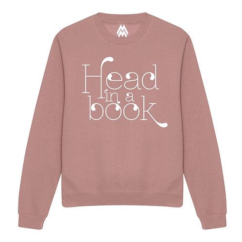Head In A Book