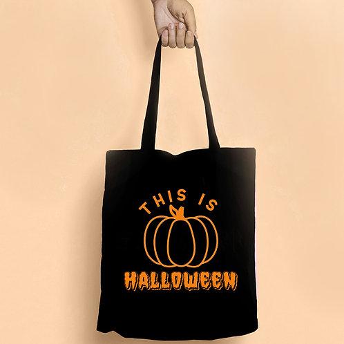 Halloween Tote