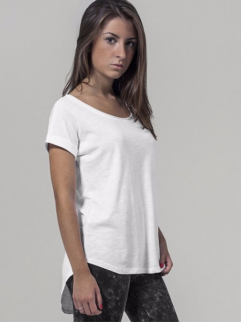 Style Your Own Dipped Hem Tee