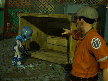 Destroy All Humans (2020) Review