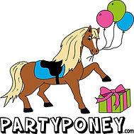 fête enfants poneys