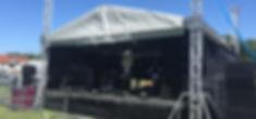 Location de scènes pour concerts Martigny Valais