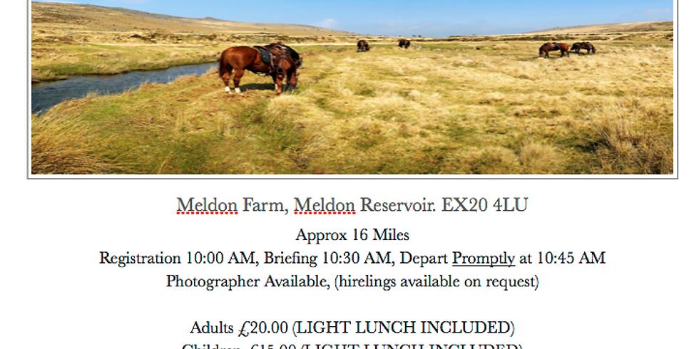 MDH Dartmoor Guided Ride