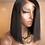 """Thumbnail: """"Kym"""" 14"""" Natural Color 5x5 HD Lace Closure Wig"""