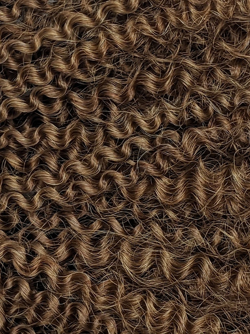 WrapCulture™ Afro Wavy Unwefted Human Hair
